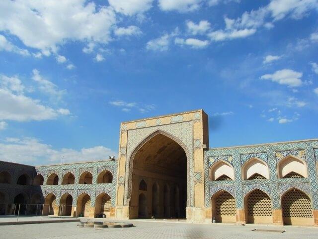 イランの建物