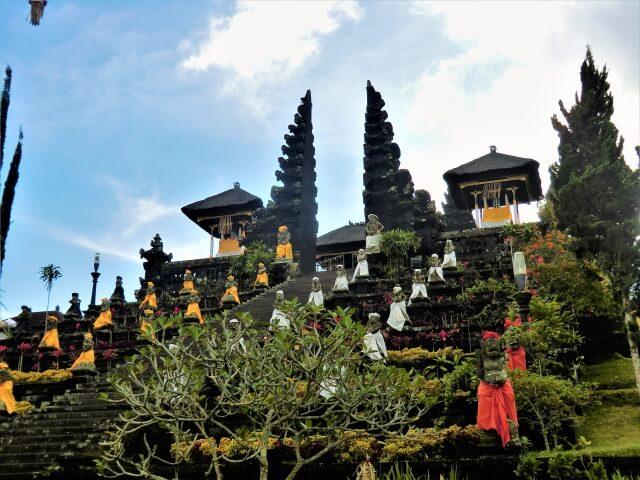 インドネシアの建物