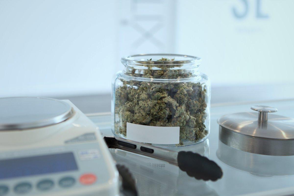 大麻と測り