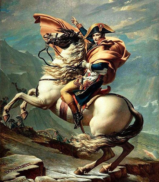 ナポレオン絵画