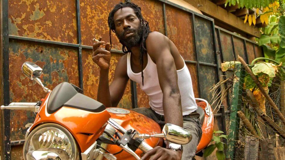 ジャマイカの男性