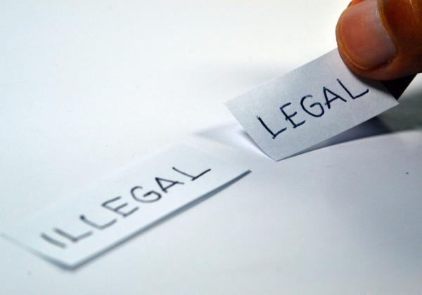 非合法と合法