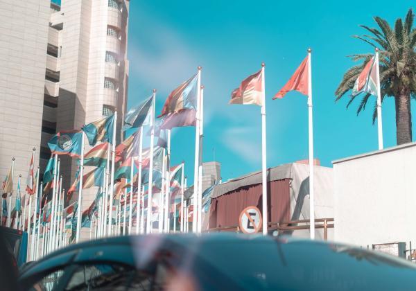 各国の国旗