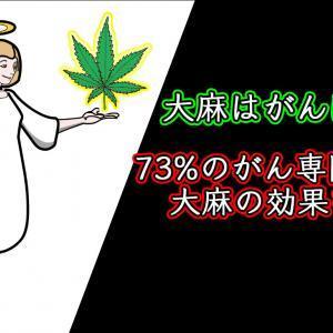 大麻はがんに効く