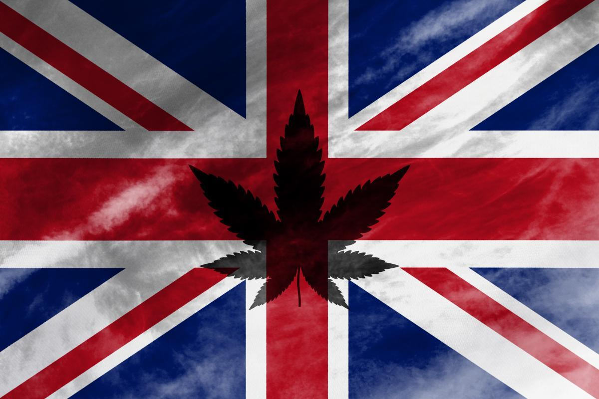 大麻✖️イギリス