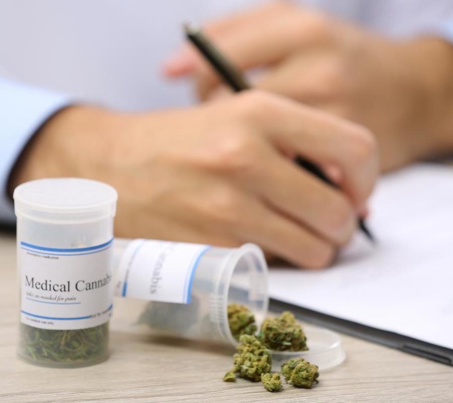 処方される医療大麻