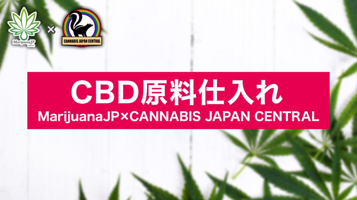 CBD原料卸売
