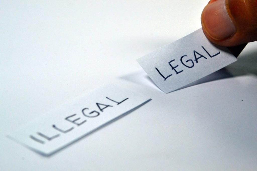 合法と非合法