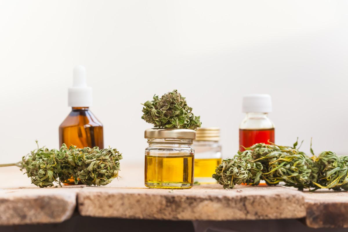 医療大麻オイル