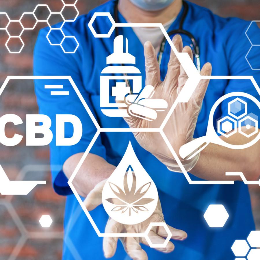 CBDと医者