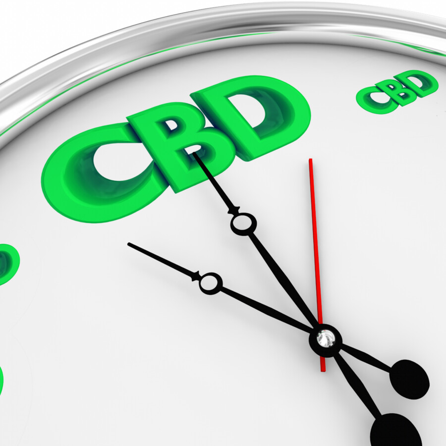 CBDを摂取する時間帯