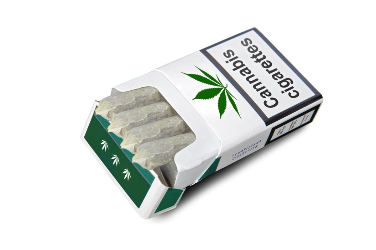 大麻タバコ